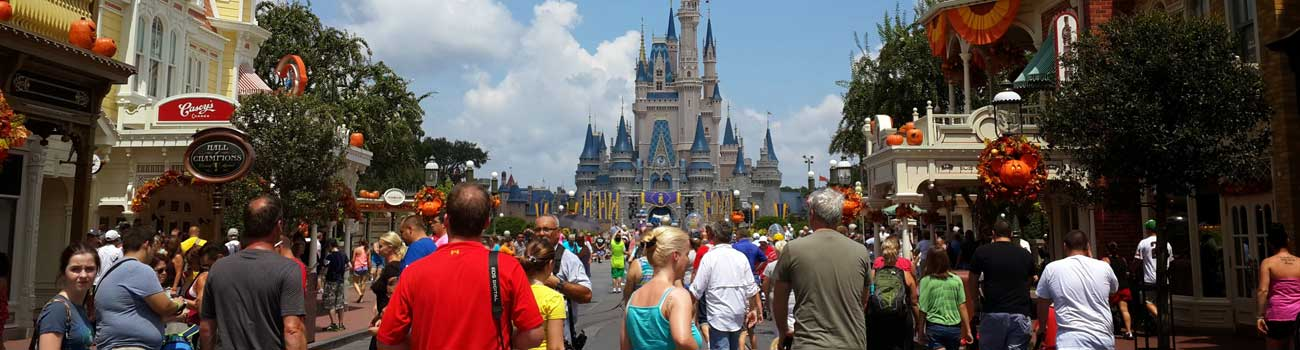 Busreisen nach Disneyland Paris