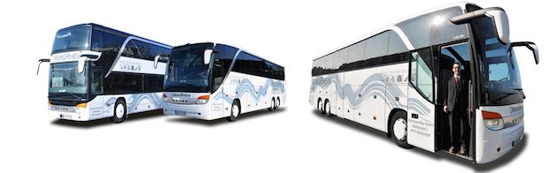 Reisebus-Disneyland